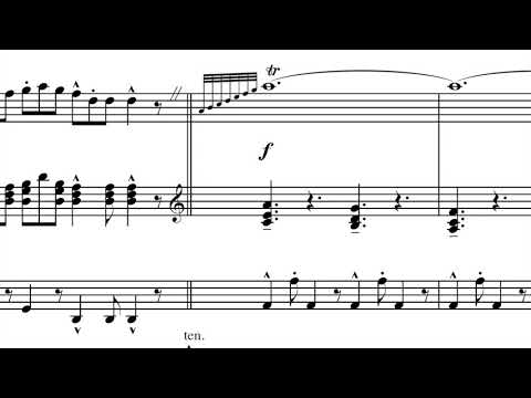 Variation on ADESTE FIDELES ~ Aaron Robinson, organ ~