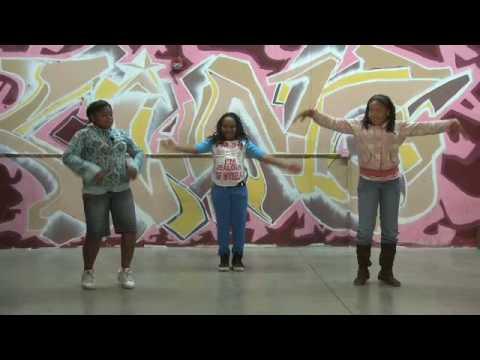 King Multicultural Dance Class 2008