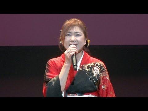 河内音頭 西ひとみ「新春!河内音頭やおフェスタ」八尾プリズムホール・大ホール 2021-01-10