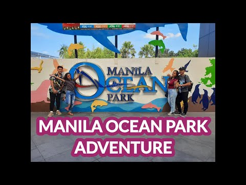 Manila Ocean Park Adventure
