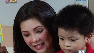 Sarap Diva: Mommy Reg and Baby Nate