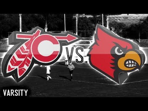 Carp High vs Santa Paula | Varsity Soccer | 1/31/18