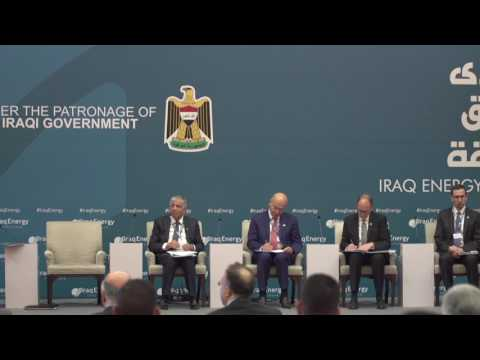 Iraq Energy Forum 2017 - Session 1-A