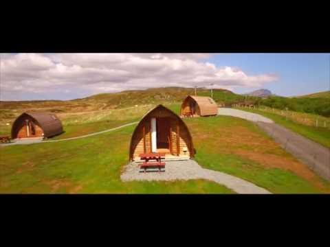 Portree WigWams Isle Of Skye