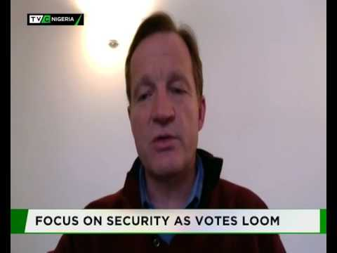 Andrew Macleod speaks on UK's Parliamentary Election