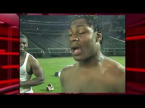 Fremont vs McClymonds Football - Silver Bowl + Marshawn Lynch Soundbite