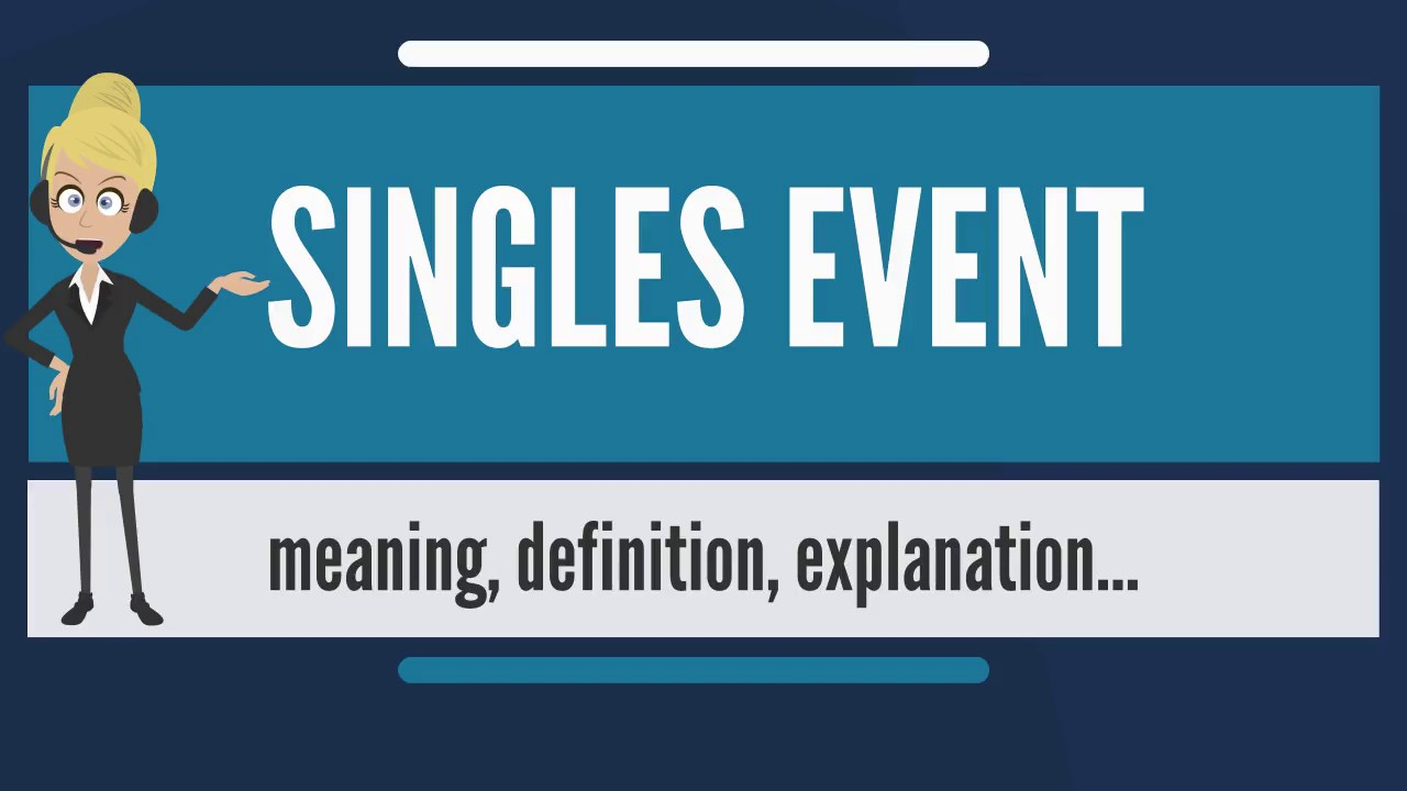What are singles