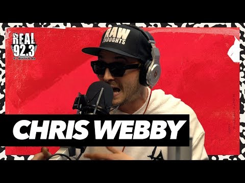 Chris Webby Freestyles Over Classic Dr. Dre Beat | Bootleg K