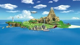 free play wii sports resort episode 1 preparing aim and flight