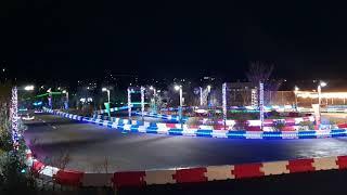 j1카트클럽 야간개장~~ 야호^^