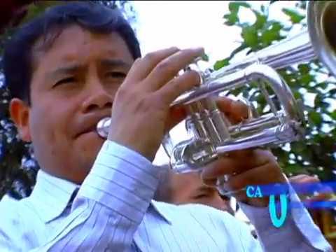 Victoria En Cristo (Huayno) - Banda Voz Del Cielo