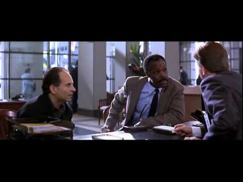 Lethal Weapon II] South African Embassy Scene Very Funny