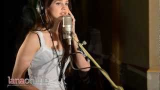 "Lana Del Rey - ""Blue Jeans"" - Live on BBC Radio 1's ""Live Lounge"""