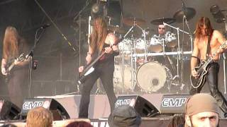 Enslaved - The Voices live@Tuska Festival, 2011
