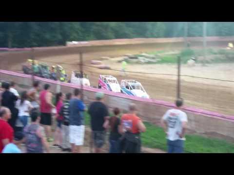 8 5 16 heat  -Linda's Speedway