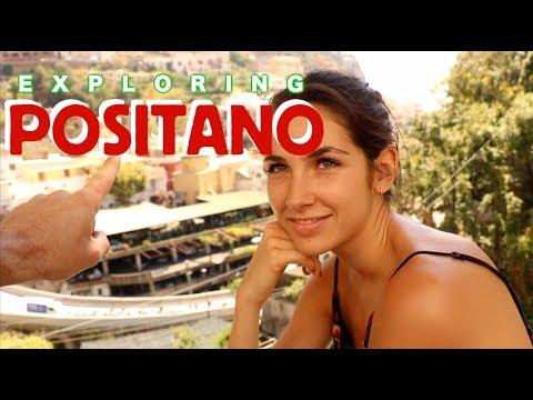 Positano Travel Vlog: Informative Guide Book