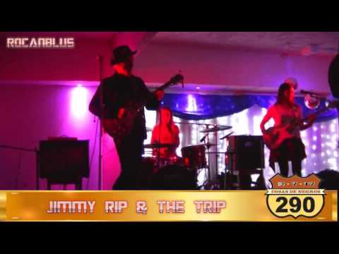 Jimmy Rip & The Trip (5) - ROCANBLUS
