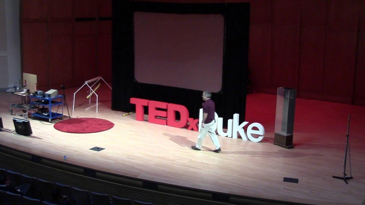 Explosive Resonance!   Derek Leadbetter   TEDxDuke