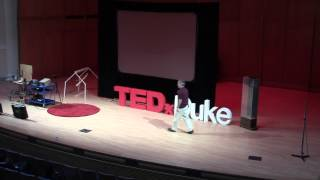 Explosive Resonance! | Derek Leadbetter | TEDxDuke