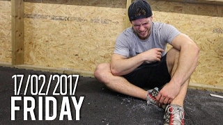 CROSSFIT OPEN PREP 2017: MIX OF THE WORST WORKOUTS