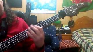 """A Little Less Conversation"" - Elvis Presley - Bass Cover"