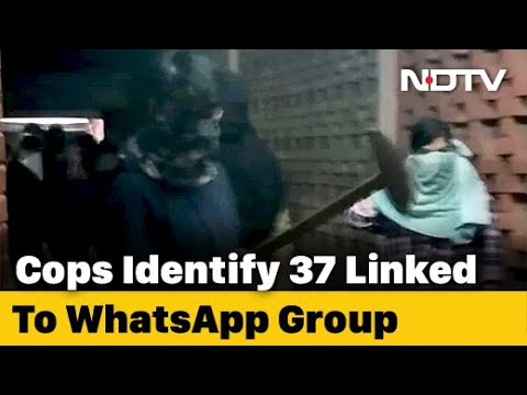 37 People Identified In WhatsApp Group Linked To JNU Attack: Sources