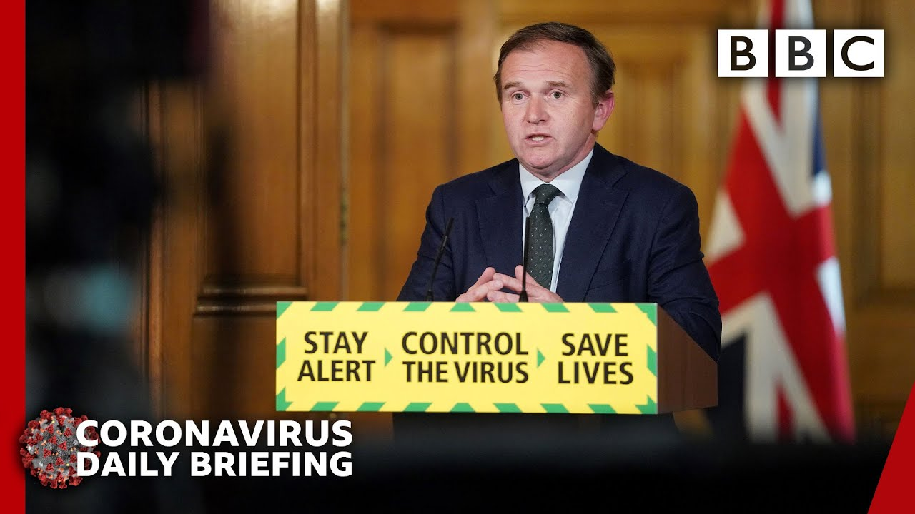 Coronavirus: UK death toll hits 35,000 and jobless claims soar - Covid-19 update ? - BBC