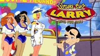 Leisure Suit Larry 7 Walkthrough (No Commentary)
