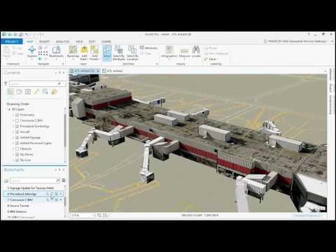 Airport Esri Italia - Sezione 6 WebGIS e BIM
