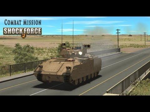 Combat Mission Shock Force 2: Alamo Defence |