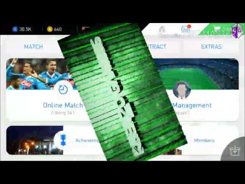 Pes 2017 android mobile HACK unlimited energy work 100 %