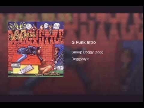 G-Funk (Intro) (Instrumental)