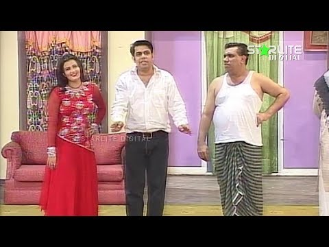 Dus Ka Dam Nasir Chinyuoti New Pakistani Stage Drama Trailer Full Comedy Funny Play | Pk Mast