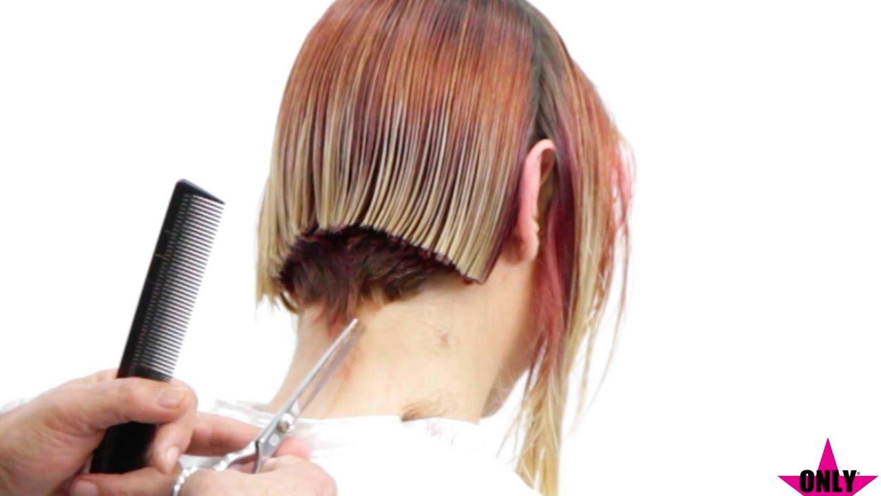 Tutorial per taglio capelli corti