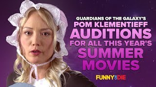 Guardians of the Galaxy's Pom Klementieff Auditions For All This Year's Summer Movies