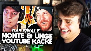Papaplatte reagiert auf MONTE & UNGE YOUTUBE KACKE 😂🔥 | Papaplatte Highlights