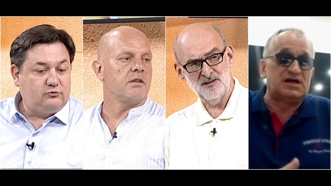 NA PRAVOM MESTU - Tajnim sluzbama protiv drzave - Ko pokusava da srusi Srbiju? -TV Happy 29.07.2021.