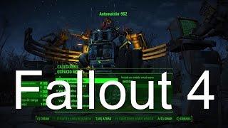 FALLOUT 4: ¿Cómo construir y modificar ROBOTS en AUTOMATRON?