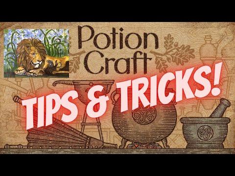 Potion Craft: Alchemist Simulator Demo – Tips And Tricks!
