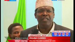 Miguna Miguna: Mike Mbuvi Sonko escaped from jail and now uses a different name