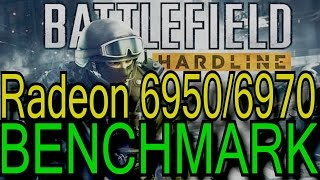1080p battlefield hardline beta amd 6950 6970 2gb benchmark