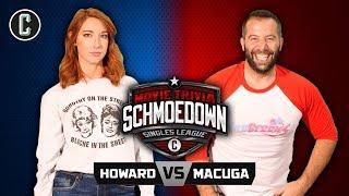 Stacy Howard VS Josh Macuga - Movie Trivia Schmoedown