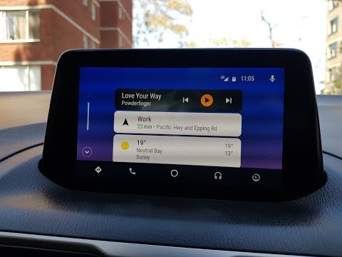 (2018+) How to Install Android Auto To All New Mazda Cars
