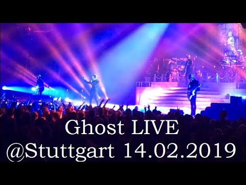 Ghost Live 14.02.2019