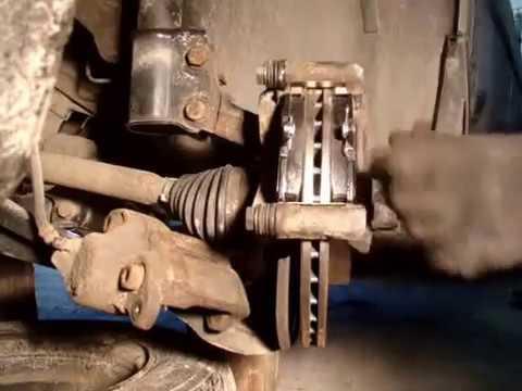 Вентилируемые тормоза на рено логан