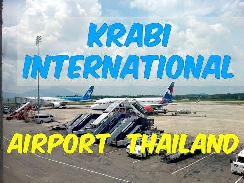 Krabi International Airport Thailand - A complete Krabi airport tour