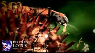 "DIR EN GREY New Single ""LOTUS"" was released on January 26, 2011. Ge..."