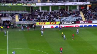 Allsvenskan 2015: IFK Göteborg - Helsingborg