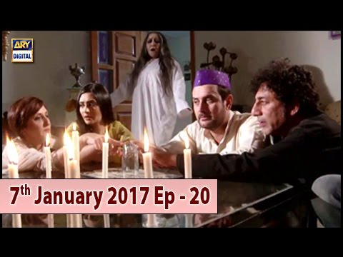 Dilli Walay Dularay Babu Ep 20 - 7th January 2017 - ARY Digital Drama
