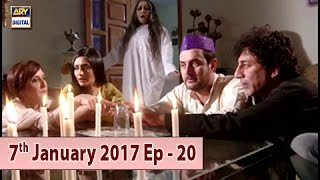 Dilli Walay Dularay Babu Ep 20 - 7th January 2017 - ARY Digital Drama